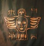 lolita zufari, runenbilder - textil