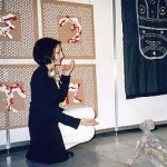 lolita zufari, malerin aus taschkent-usbekistan